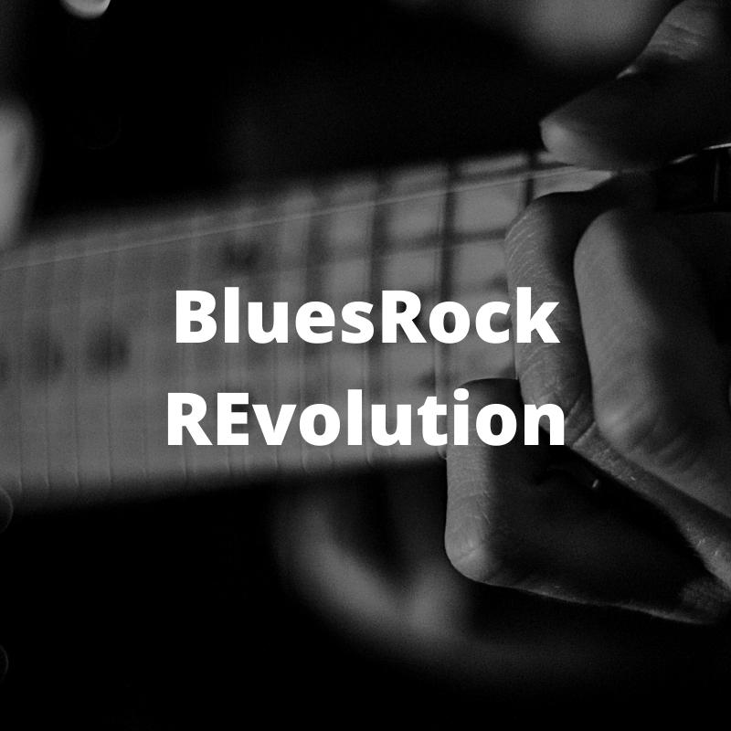 BluesRock Music Website